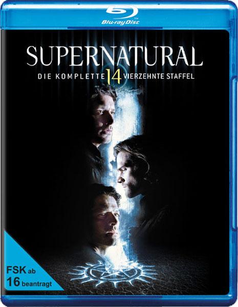 Supernatural - Staffel 14 (BR) 3Disc
