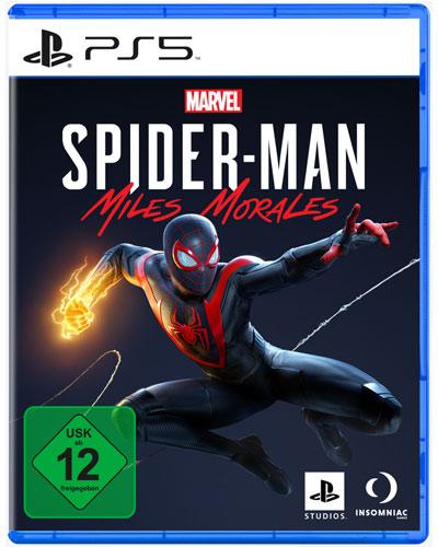 Spiderman Miles Morales  PS-5