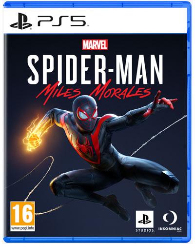 Spiderman Miles Morales  PS-5  AT