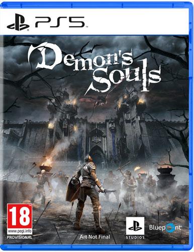 Demons Souls  PS-5  AT Remake