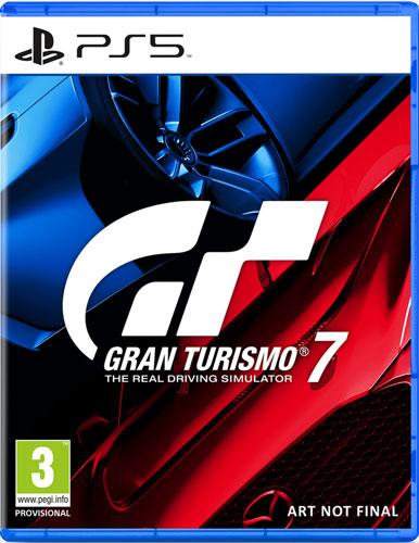 Gran Turismo 7  PS-5  AT
