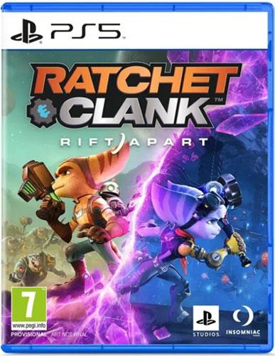Ratchet & Clank  PS-5  AT Rift Apart