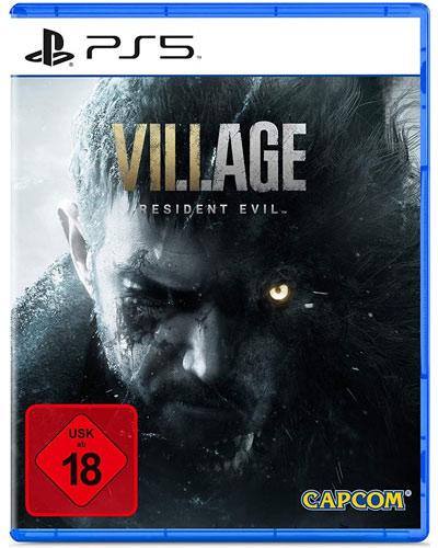 Resident Evil  Village  PS-5