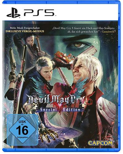 Devil May Cry 5  PS-5  S.E.