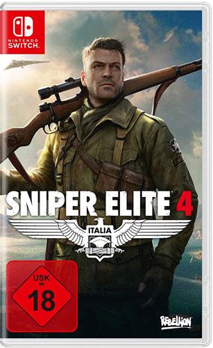 Sniper Elite  V4  Switch  Italia