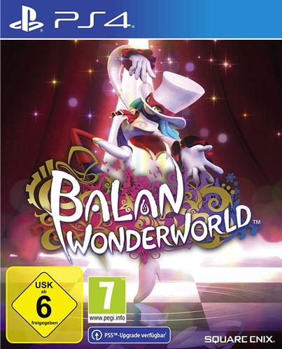 Balan Wonderworld  PS-4