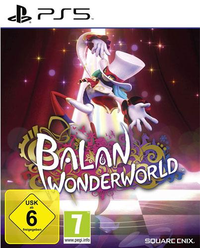 Balan Wonderworld  PS-5