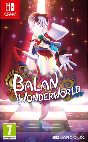 Balan Wonderworld  SWITCH AT