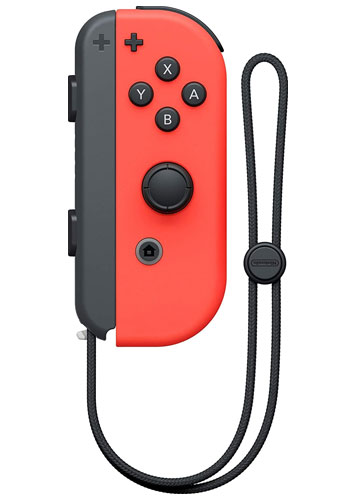 Switch  Controller Joy-Con (R) rot Nintendo