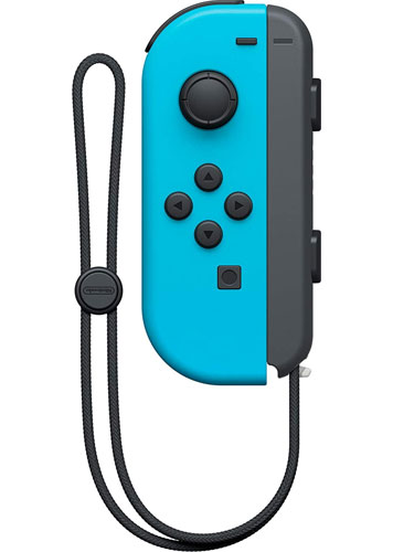 Switch  Controller Joy-Con (L) blau Nintendo