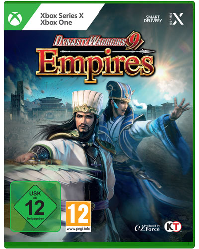 Dynasty Warriors 9 Empires  XBSX