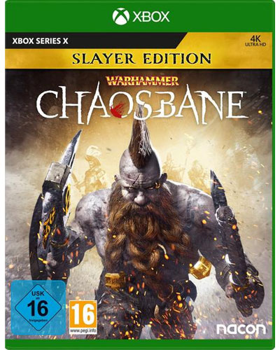 Warhammer Chaosbane  XBSX Slayer Ed.