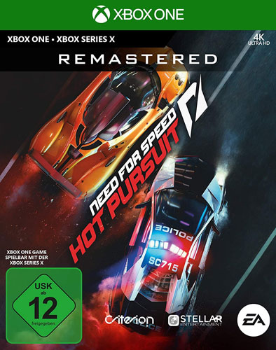 NFS  Hot Pursuit  XB-One  Remastered