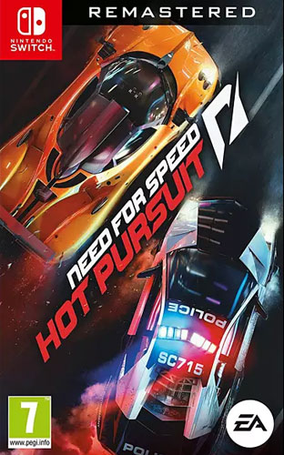 NFS  Hot Pursuit  Switch  Remastered AT