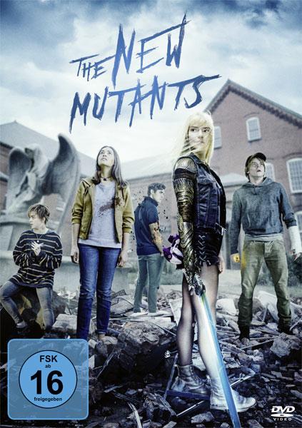 New Mutants, The (DVD) Min: 91/DD5.1/WS