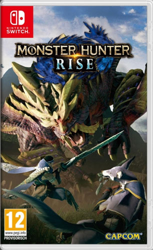 Monster Hunter Rise  SWITCH  UK