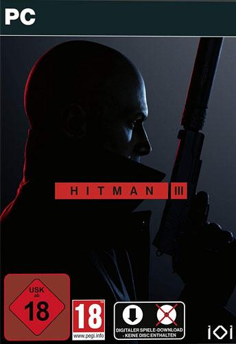 Hitman 3  PC   CiaB EPIC   ausverkauft