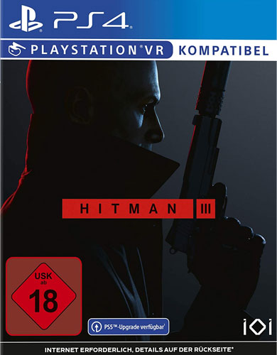 Hitman 3  PS-4 PS5 Kompatibel