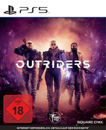 Outriders  PS-5