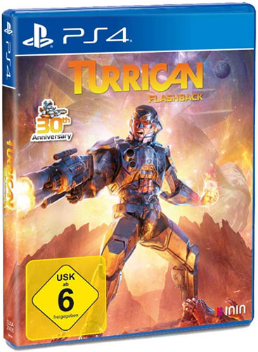 Turrican Flashback  PS-4