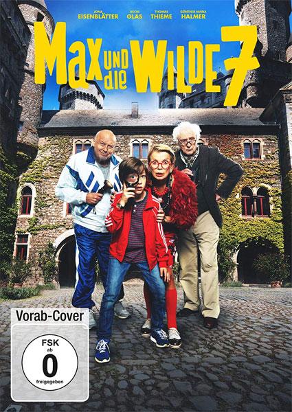 Max und die Wilde 7 (DVD) Min: 87/DD5.1/WS