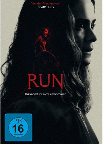 Run (DVD)  Du kannst ihr nicht entkommen Min: 86/DD5.1/WS