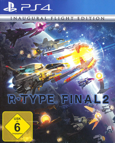 R-Type Final 2  PS-4  Inaugural Flight Edition