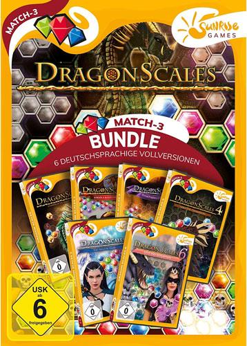 Dragon Scales 1-6  PC SUNRISE