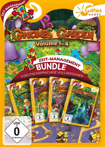 Gnomes Garden 1-4  PC SUNRISE