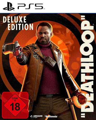 Deathloop  PS-5  Deluxe Edition