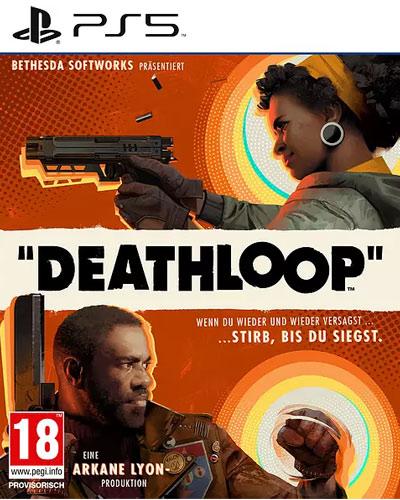 Deathloop  PS-5  AT