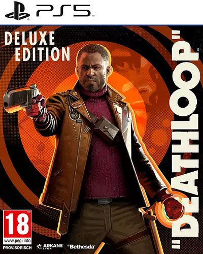 Deathloop  PS-5  Deluxe Edition  AT