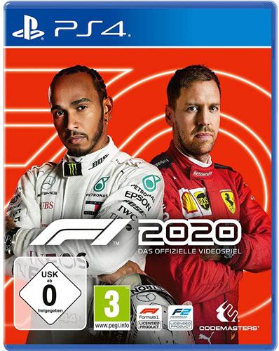 F1  2020  PS-4