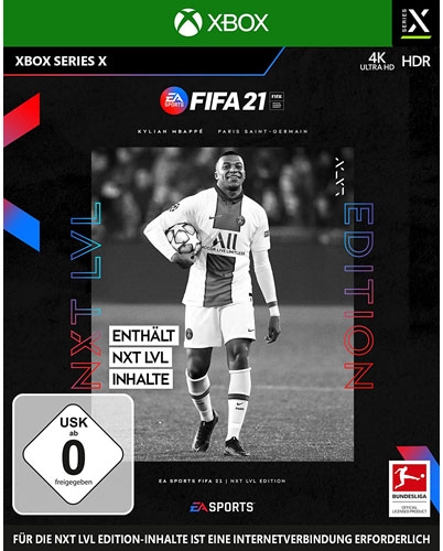Fifa  21  XBSX Next Level Edition
