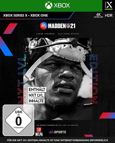 Madden 21  XBSX Next Level Edition