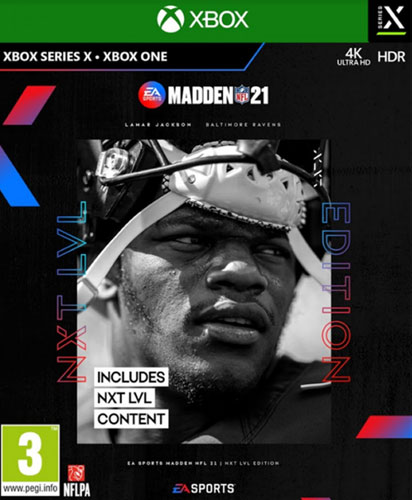 Madden 21  XBSX  AT Next Level Edition