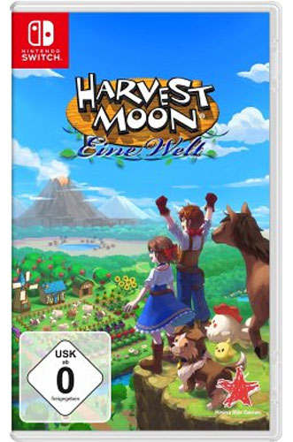 Harvest Moon  Switch  Eine Welt