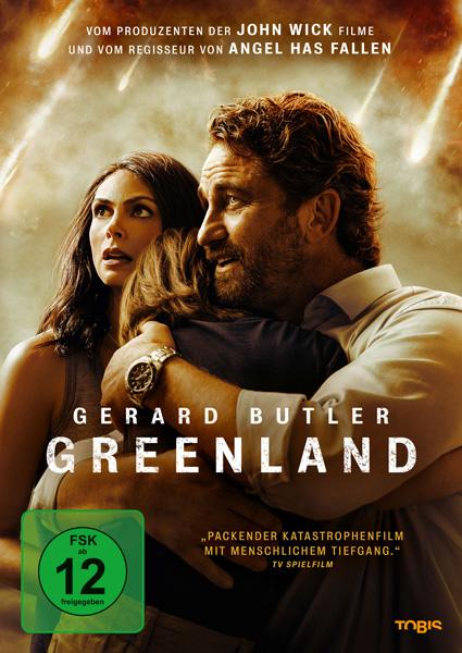 Greenland (DVD) Min: 120/DD5.1/WS