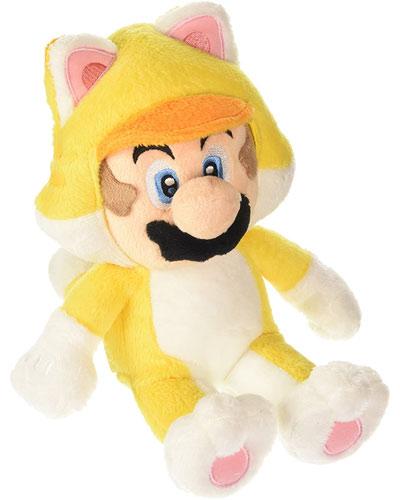 Merc Nintendo  Plüsch Mario Cat 24cm