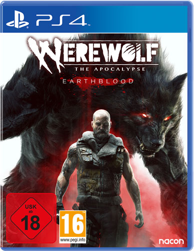 Werewolf: Apocalypse Earthblood  PS-4