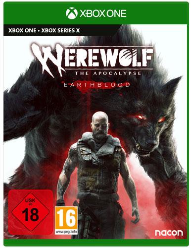Werewolf: Apocalypse Earthblood  XB-ONE