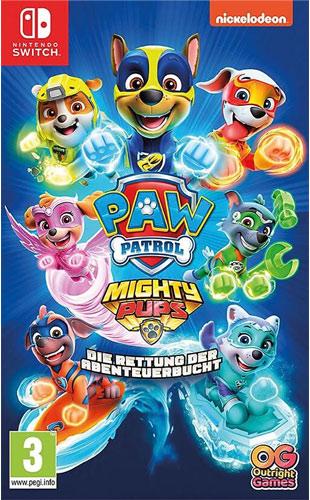 PAW Patrol  Mighty Pups  SWITCH  AT Die Rettung der Abenteuerbucht