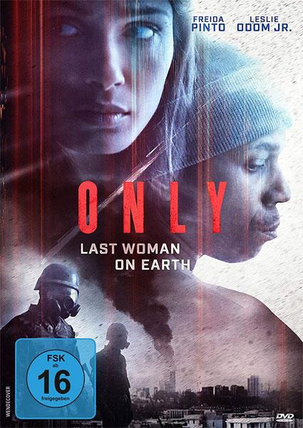 Only - Last Woman on Earth (DVD) Min: 93/DD5.1/WS