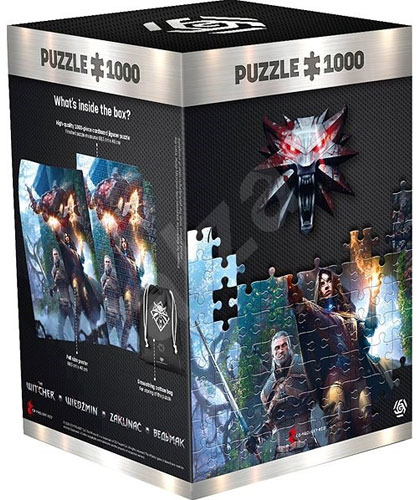 Puzzle Witcher Yennefer 1000 Teile