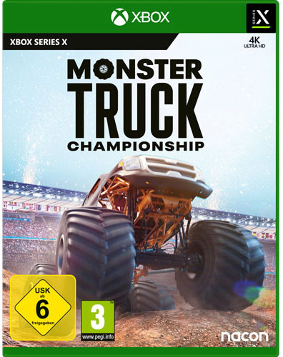 Monster Truck Championship  XBSX