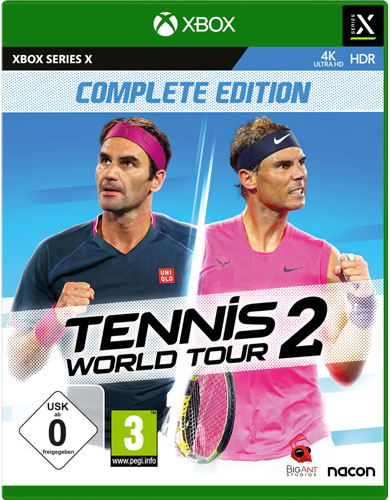 Tennis World Tour 2  XBSX