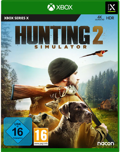 Hunting Simulator 2  XBSX