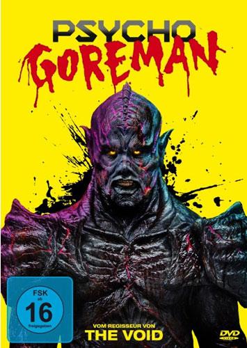 Psycho Goreman (DVD)VL Min: 91/DD5.1/WS