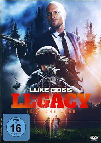 Legacy - Tödliche Jagd (DVD)VL Min: 95/DD5.1/WS