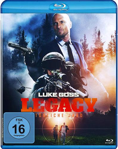 Legacy - Tödliche Jagd (BR)VL Min: 99/DD5.1/WS